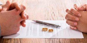 divorcio y documento